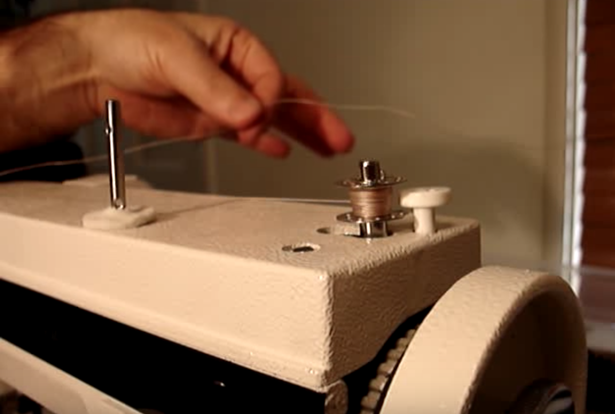 how to wind your tuffsew bobbin